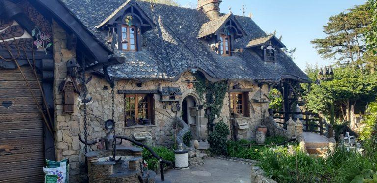 C'est l'histoire d'une maison sortie tout droit des contes légendaires…