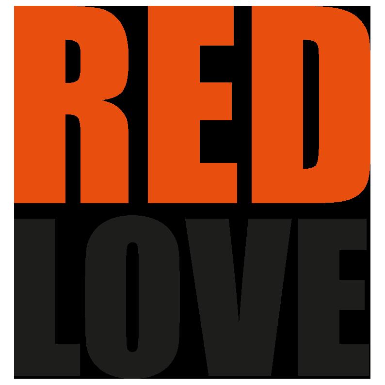 RED LOVE : « Le rouge est le pouvoir et l'amour »